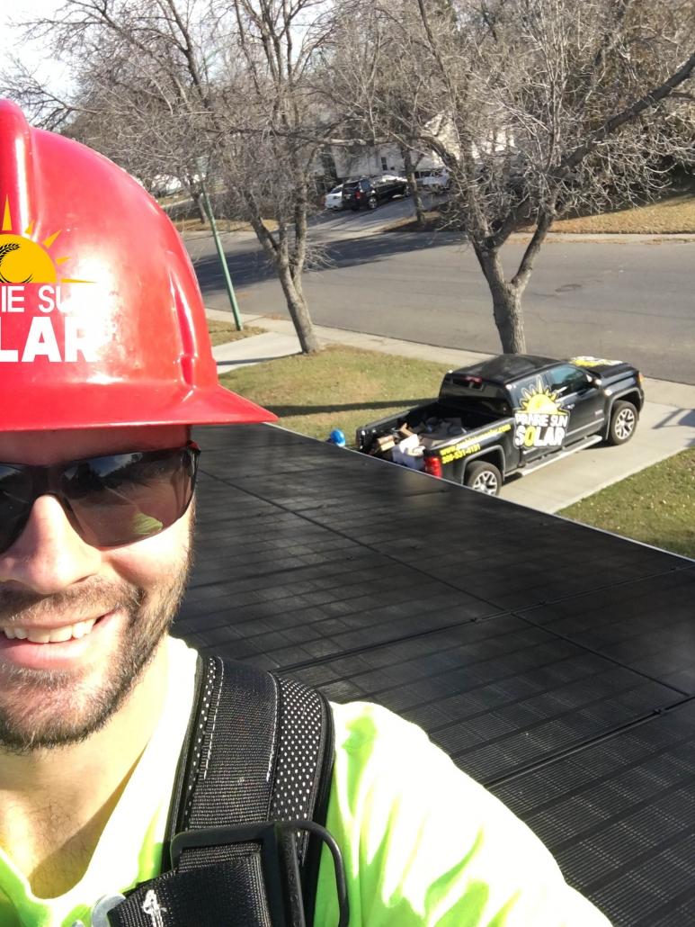 brenden from prairie sun solar