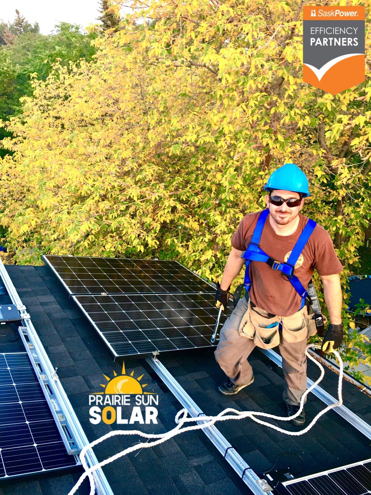 solar safety-prairie sun solar - Best Solar Panel Company