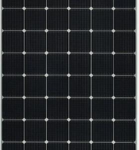 LG Solar Panel - Prairie Sun Solar