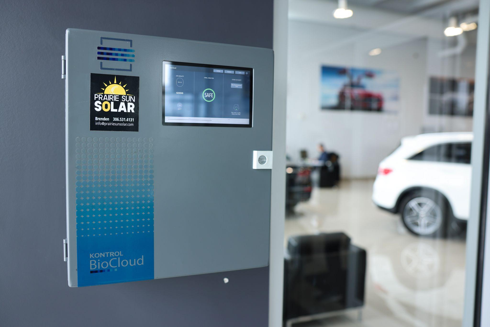 biocloud by kontrol-prairie sun solar